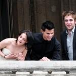 Kristen Stewart, Taylor Lautner & Robert Pattinson