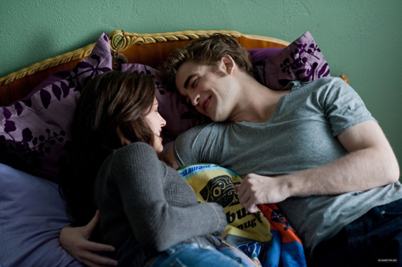 Twilight Eclipse Edward and Bella