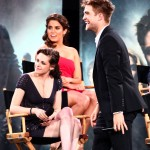 Kristen Stewart, Robert Pattinson & Nikki Reed