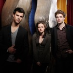 Kristen Stewart, Robert Pattinson & Taylor Lautner