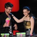 Photos Robert Pattinson & Kristen Stewart MTV Movie Awards 2010 21