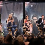 Kristen Stewart, Taylor Lautner, Robert Pattinson, Xavier Samuel, Nikki Reed, Dakota Fanning, Elisabeth Reaser & Ashley Greene