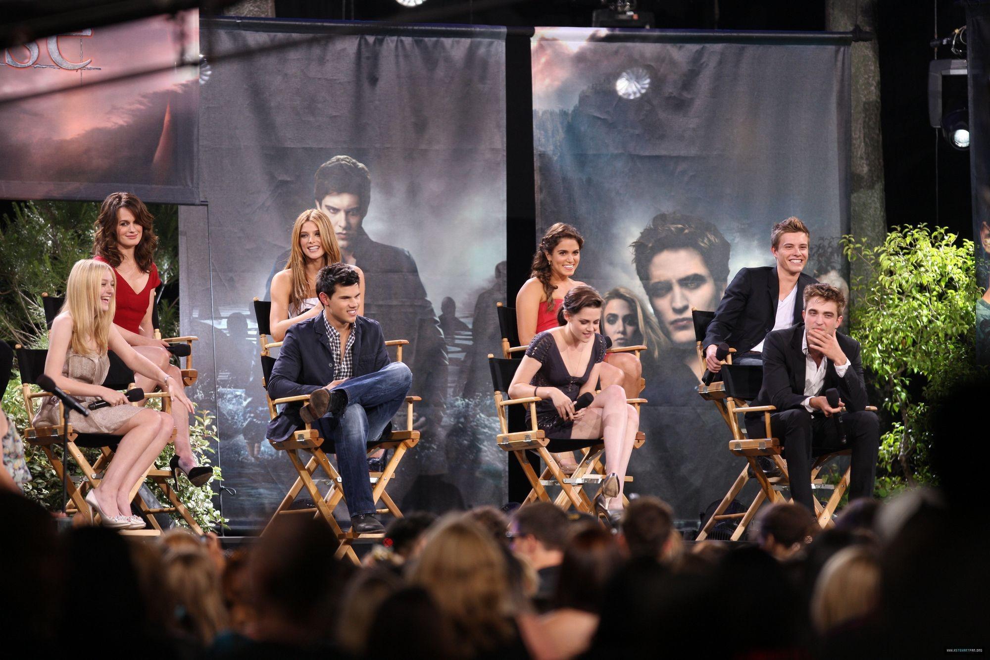 Robert Pattinson & Kristen Stewart: Best Kiss bwin deutsc Couple - Kristen Stewart ...