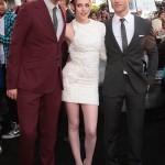 Robert, Kristen et Taylor